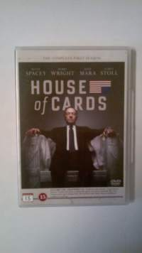 House of Cards, Complete first season (DVD)