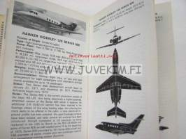Aircraft. The Observer´s book of Aircraft