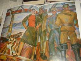 Born of the october revolution - soviet painting and graphic art