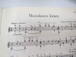 Kitarakoulu -guitar school