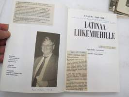 Latinaa liikemiehille - Caveat emptor! -latin for businessmen