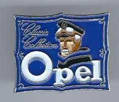Opel Classic Collection   - pinssi rintamerkki