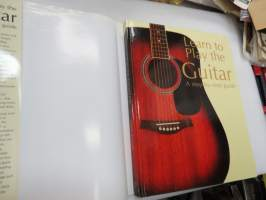 Learn to Play the Guitar - A step-by-step guide
