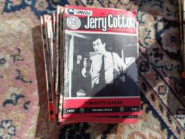 Jerry Cotton 1974 nr 18 Timanttiaarre