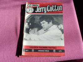 Jerry Cotton 21/1977