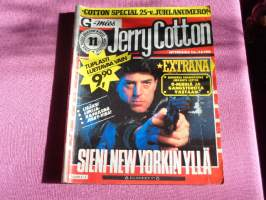Jerry Cotton special 11/1985