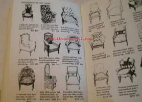 Antiques and their values.Chairs& Couches