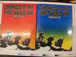 Chronicle of the first world war osat 1-2