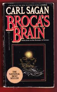 Broca's Brain, 1981. Reflections on the Romance of Science.