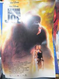 Kaverini mahtava Joe (Mighty Joe Young) -elokuvajuliste / movie poster