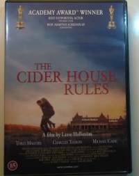 The cider house rules DVD - elokuva (suom. txt)