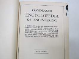 Condensed Encyclopedia of Engineering