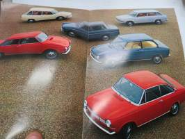 Daf 33 / 44 / 55, 55 Coupe Automatic / Variomatic -myyntiesite / sales brochure