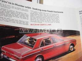 Hillman Super Hunter -myyntiesite