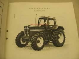International 1255 XL 1455 XL Instruktionsbok