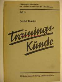 Trainings-kunde
