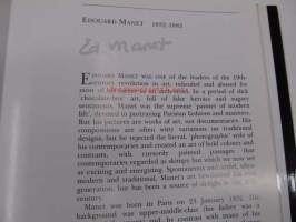The Life and Works of Edouard Manet