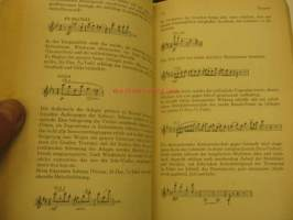 Konzertbuch Orchestermusik A-F G-O P-Z
