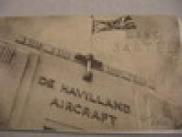 De Havilland general information booklet