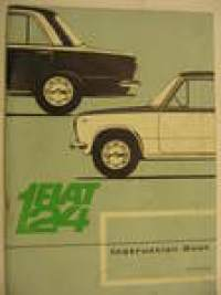 Fiat 124 Instruction Book