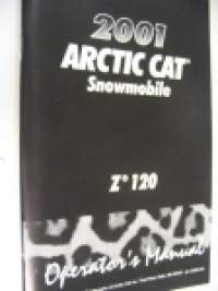 2001 Arctic Cat Snowmobile z 120