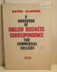 A Handbook of English Business Correspondence