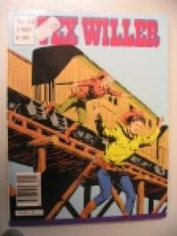 Tex Willer 1988 nr 14 Salaliitto