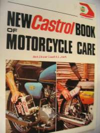 New Castrol book of motorcycle care