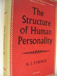 The Structure of Human Personality