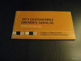 Oldsmobile 1973 - Owner's manual