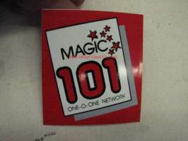 Magic 101 network -tarra