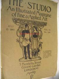 The studio - an illustrated magazine of fine & applied art