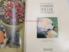 The Encyclopedia of Cooking Skills & Techniques