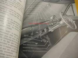 Ford Zephyr - instruction book 1956