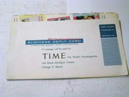 time the weekly newsmagasine