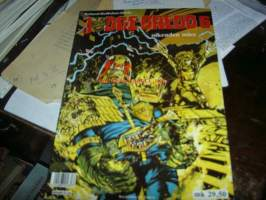 Judge Dredd 1991 No 6