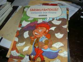 Sarjakuvantekijät Cartoonists from Finland