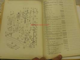 Zetor 8211 8245 9211 9245 10211 10245 11211 11245 12211 12245 14245 16245 spare parts catalogue -varaosaluettelo