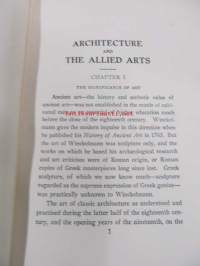 Architecture and the Allied Arts