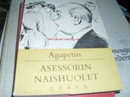 Asessorin naishuolet