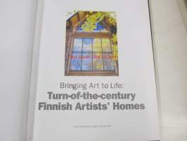 Bringing Art to Life : Turn-of-the-century Finnish Artists' Homes