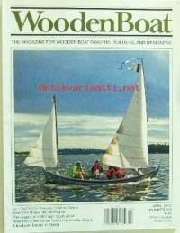 Wooden Boat March/April 2010. The Magazine for Wooden Boat Owners, Builders, and Designers