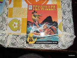 Tex Willer no 8 2003