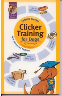 Clicking training for dogs. Getting Started.