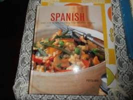 Spanish - cookbook