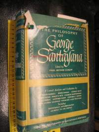 The philosophy of George Santayna