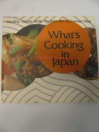 What`s Cooking in Japan. (Mitä Japanissa kokataan)