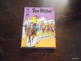 Tex Willer no 10 1975