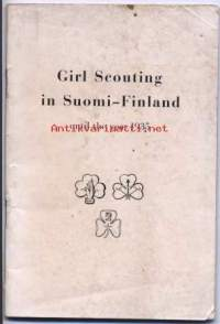 Girl Scouting in Suomi - Finland until  year 1935