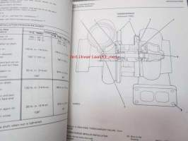 Caterpillar 3304 & 3306 Industrial & Marine engines Service Manual 2B5272-up, 4B7794-up, 5B1387-up, 23C842-up, 66D12370-up, 67D1370-up